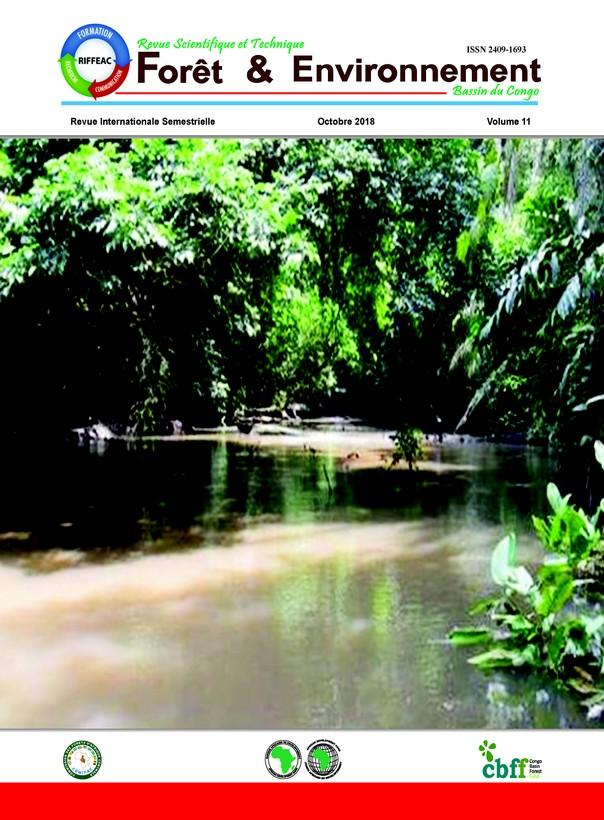 Revue Scientifique et Technique Forêt et Environnement du Bassin du Congo - Volume 11