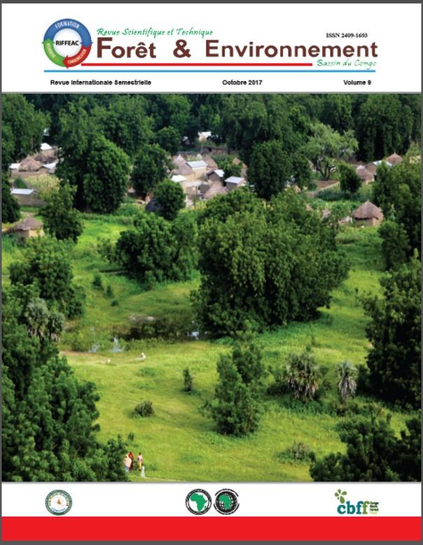Revue Scientifique et Technique Forêt et Environnement du Bassin du Congo - Volume 9
